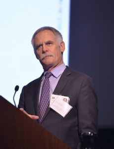 """Robert Winchell, MD, FACS, speaks at the """"Achieving Zero Preventable Deaths"""" Conference"""